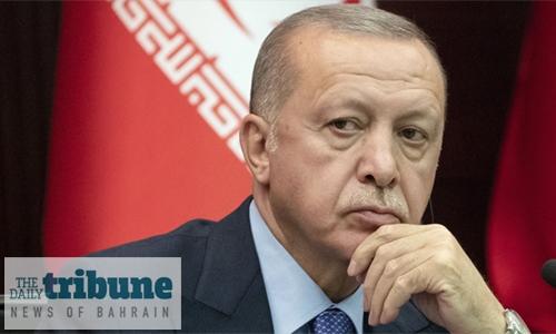 Erdogan's $2.7bn Tripoli cash grab