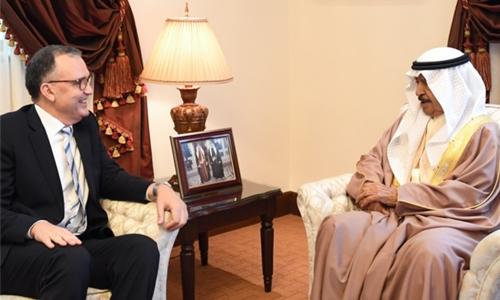 Bahraini-Moroccan relations on track