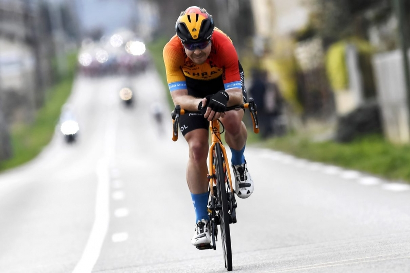 Bahrain-McLaren withdraw from ParisNice cycling race