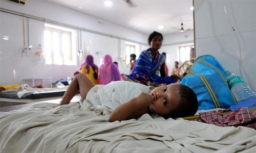 'Brain fever' death toll passes 150 in Indian state