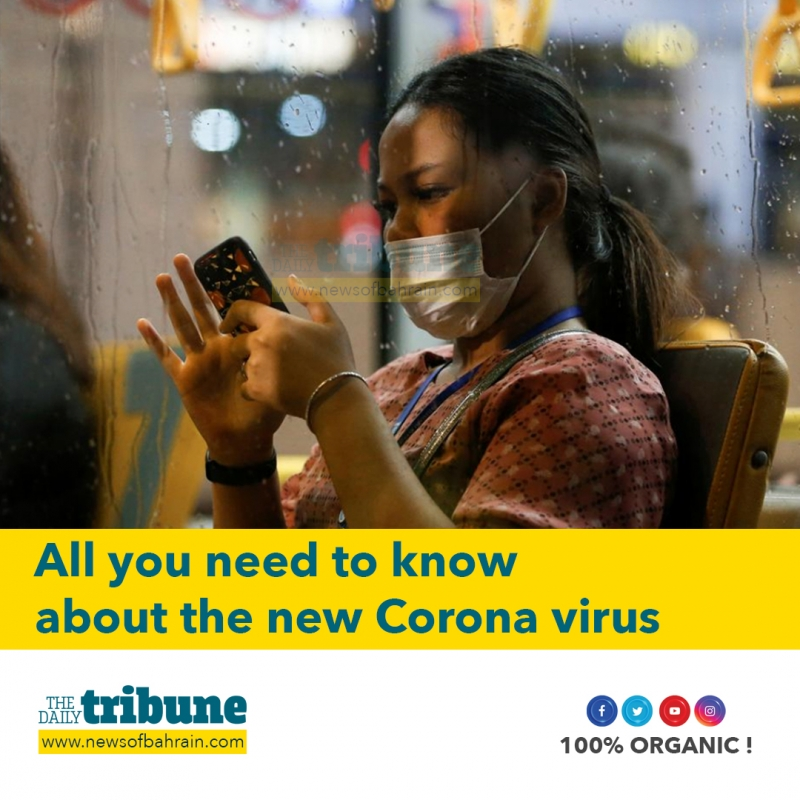 All you need to know  about the new Corona virus