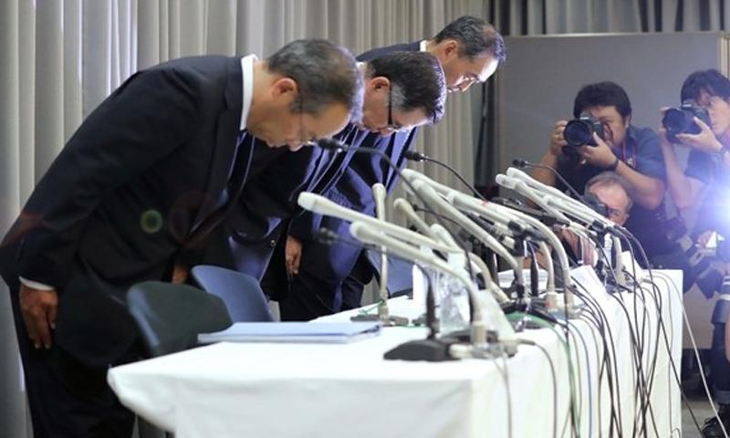 Suzuki, Mazda and Yamaha admit false emissions data