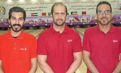 Al Ansari wins Bowling Master title