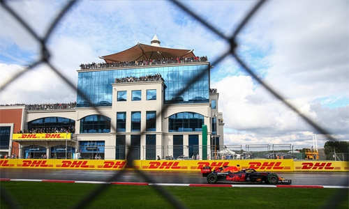 Turkey replaces Canada on Formula One calendar