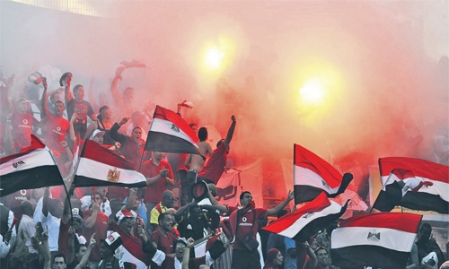 Egypt's football fans cheer World Cup qualification