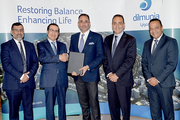 Dilmunia, NSCC in deal for Grand Canal works