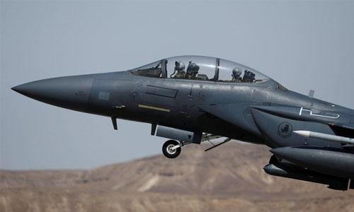 US, Qatar in $12bn  arms deal