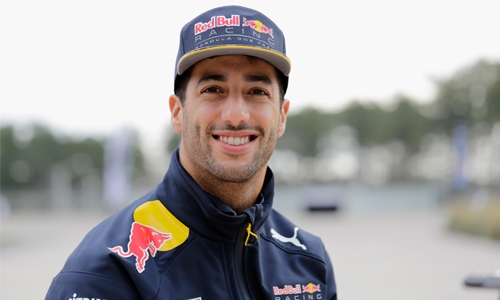 We should have a strong car in Abu Dhabi, says Ricciardo