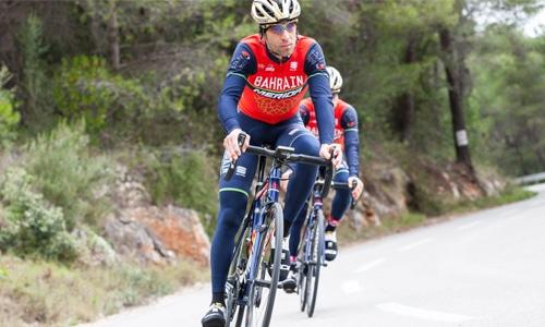 Bahrain-Merida head to Croatia for training camp