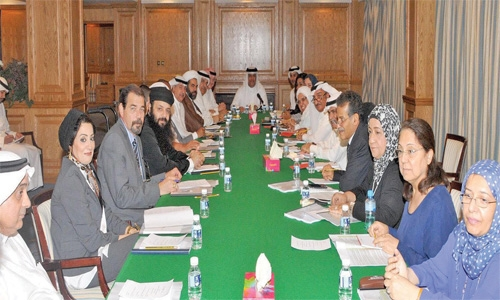 Ministry, civil society  organisations hold meet