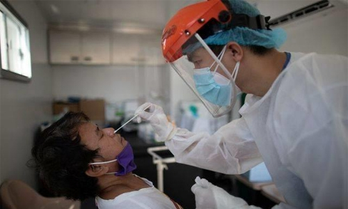 Red Cross stops free Covid-19 tests for Filipino expats