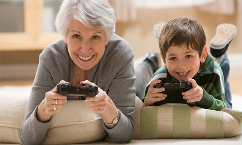 Bahrain addicted to video games says survey