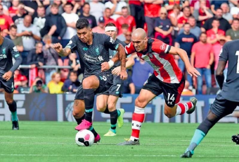 Liverpool extend perfect start