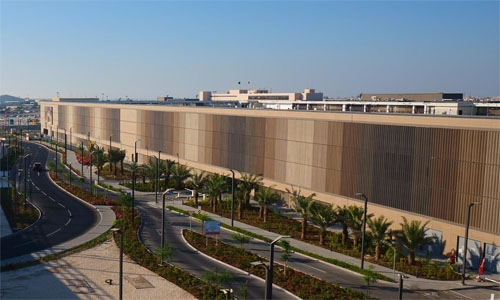 New website, new norms live at Bahrain International Airport