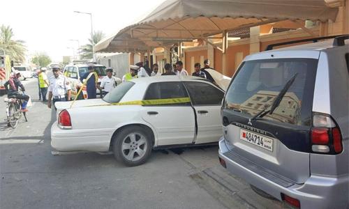 Bahraini man killed in accident