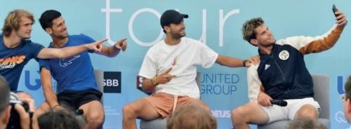 Thiem, Zverev, Dimitrov express US Open doubts