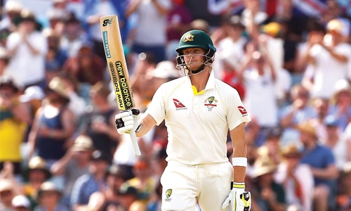 Smith leads Aussies fightback