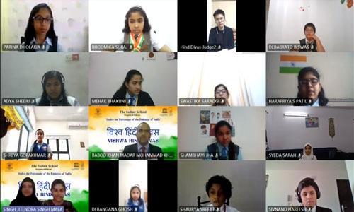 Indian School Bahrain celebrates World Hindi Day in style