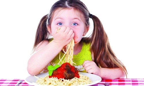 Pasta, as part of a healthy diet, not tied to weight gain
