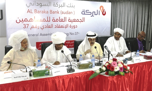 Al Baraka Bank  Sudan doubles  its Net Income