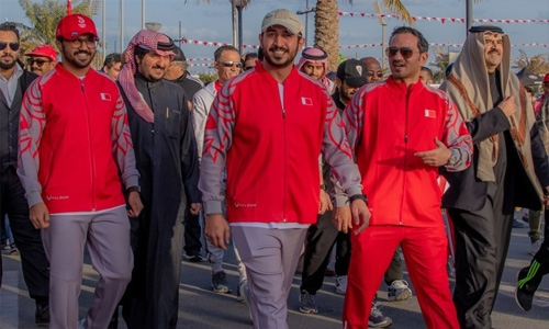 Bahrain Sports Day to be celebrated on February 9