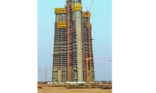 Jeddah Tower works get a  $165m boost
