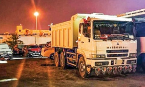 Two months in jail for 'reckless' Asian trucker
