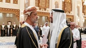 Sheikh Mohamed bin Zayed visits Oman, offers condolences to new Sultan