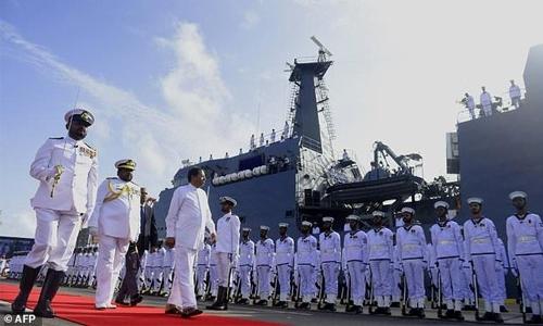 Sri Lanka names first Tamil navy chief since 1970