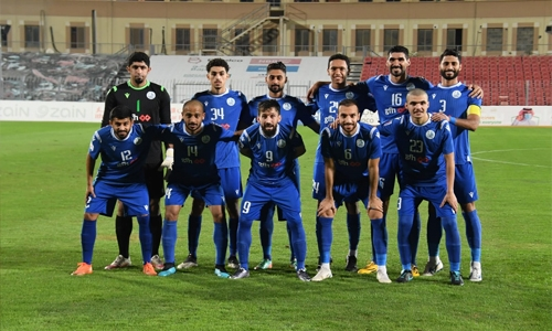 Bahrain set for AFC Cup matches later this month