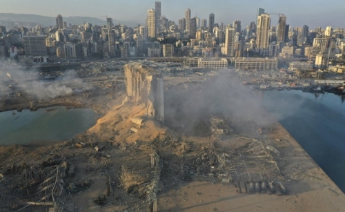 Beirut blast wounded to be flown to Bahrain for treatment