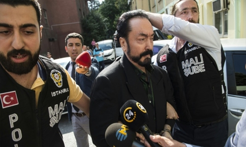 Turkish TV preacher jailed for 1,000 years for sex crimes