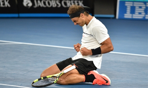 Rafa roars again as Serena eyes dream final