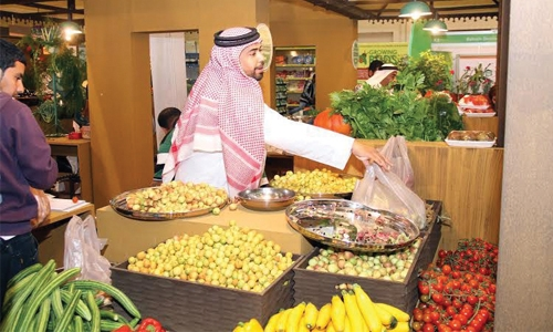 Bahrain ranked 7th highest in ME food security