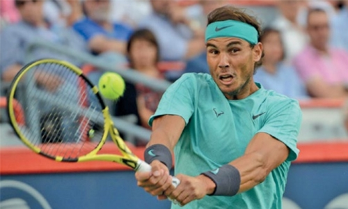 Nadal eyes second Canadian title
