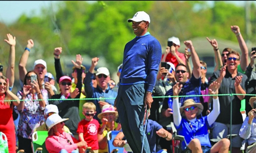 Tiger opens strong at Bay Hill