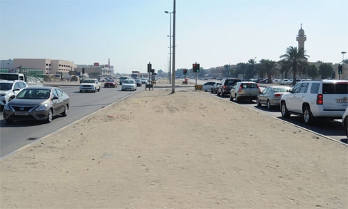 Sheikh Jaber intersection development on cards