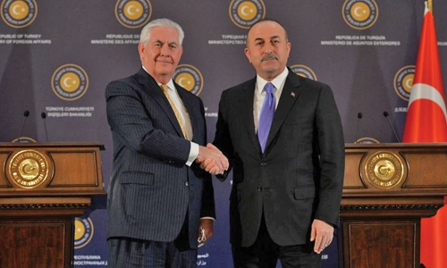 US, Turkey agree to mend ties