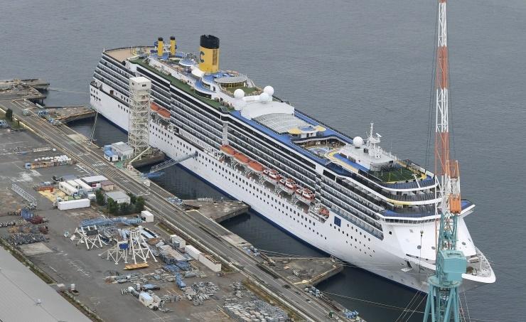 Japan confirms 33 coronavirus cases on cruise ship
