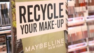 L'Oreal launches make-up recycling across UK shops