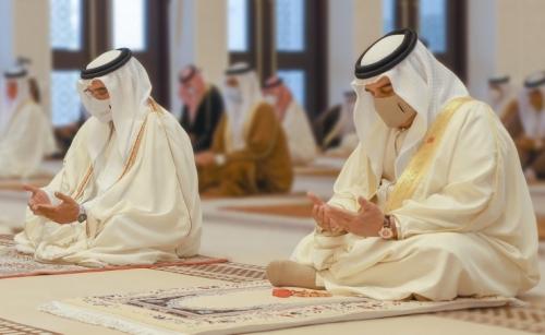 HM King congratulates citizens, residents on Eid Al-Adha; praises Team Bahrain's sacrifices