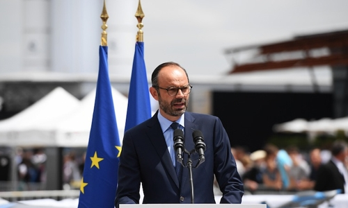 Political thriller by French PM to be made into film