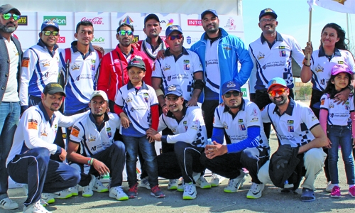 Bahrain Super Giants triumph
