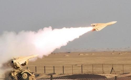 Live fire exercise with Hawk missiles successfully carried out
