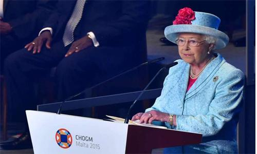Queen Elizabeth kicks off Commonwealth summit with climate focus
