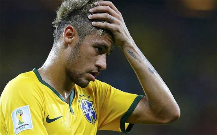 Neymar couldn't look at football after WC