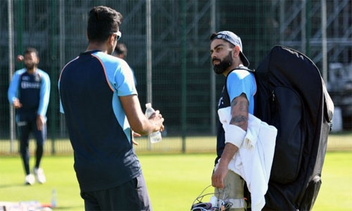 England-India fifth Test to go ahead after negative PCR results