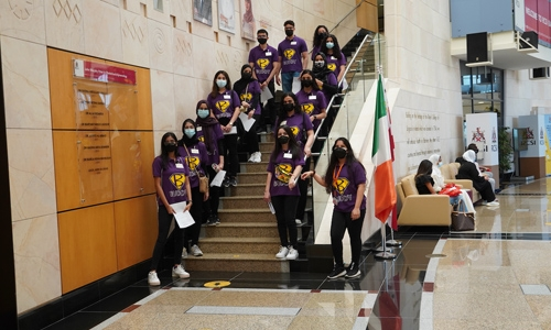 RCSI Bahrain welcomes new students for academic year 2021-22