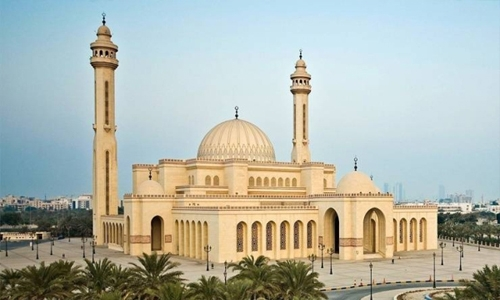 No Friday prayers at mosques in Bahrain