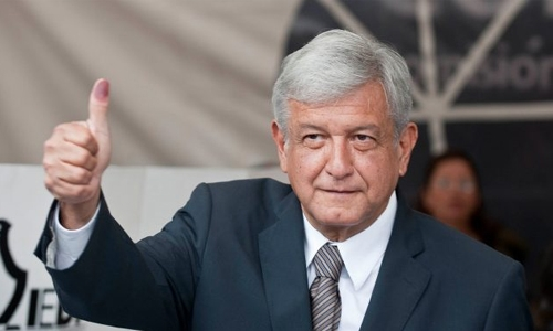 Trouble looms for Mexico's new president